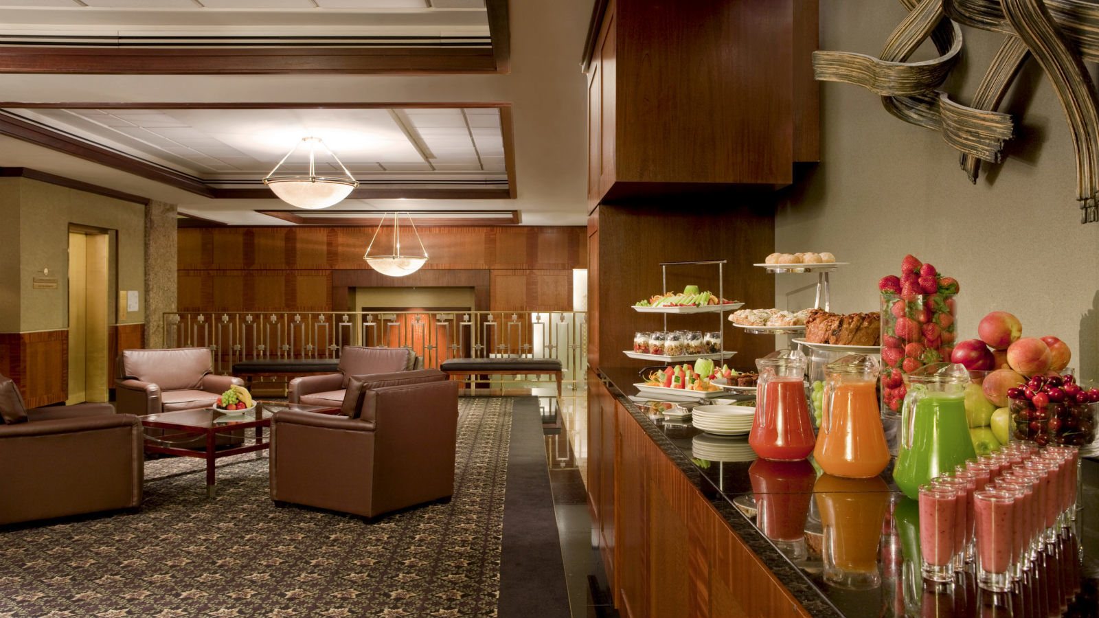 Times Square Meeting Rooms | Sheraton New York Times Square Hotel