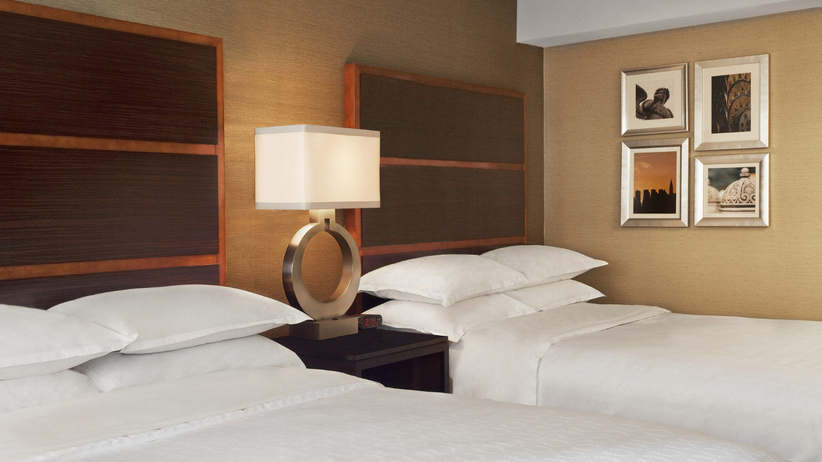 Traditional Guest Rooms at Sheraton New York Times Square Hotel