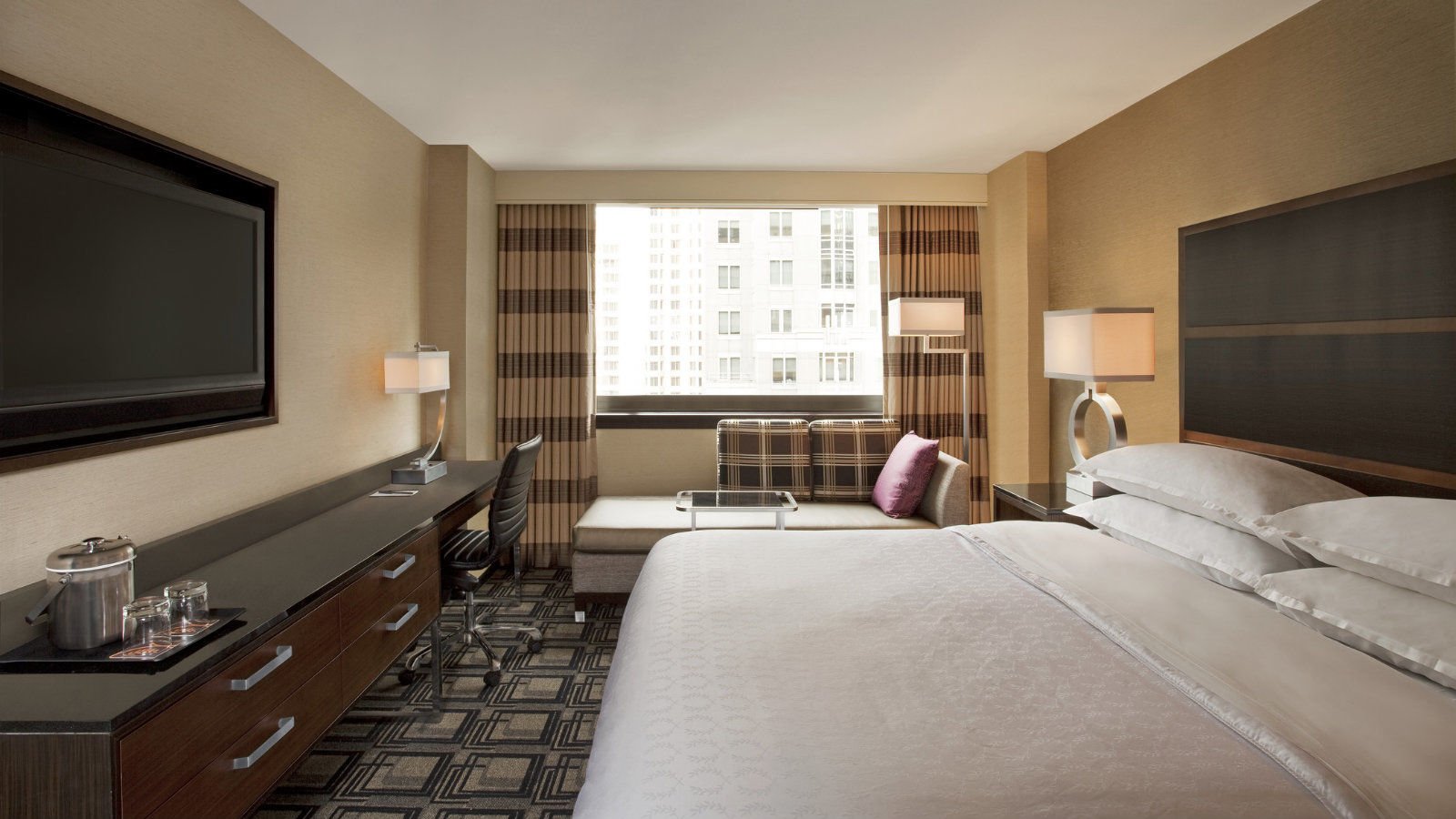 Superior Guest Rooms at Sheraton New York Times Square Hotel