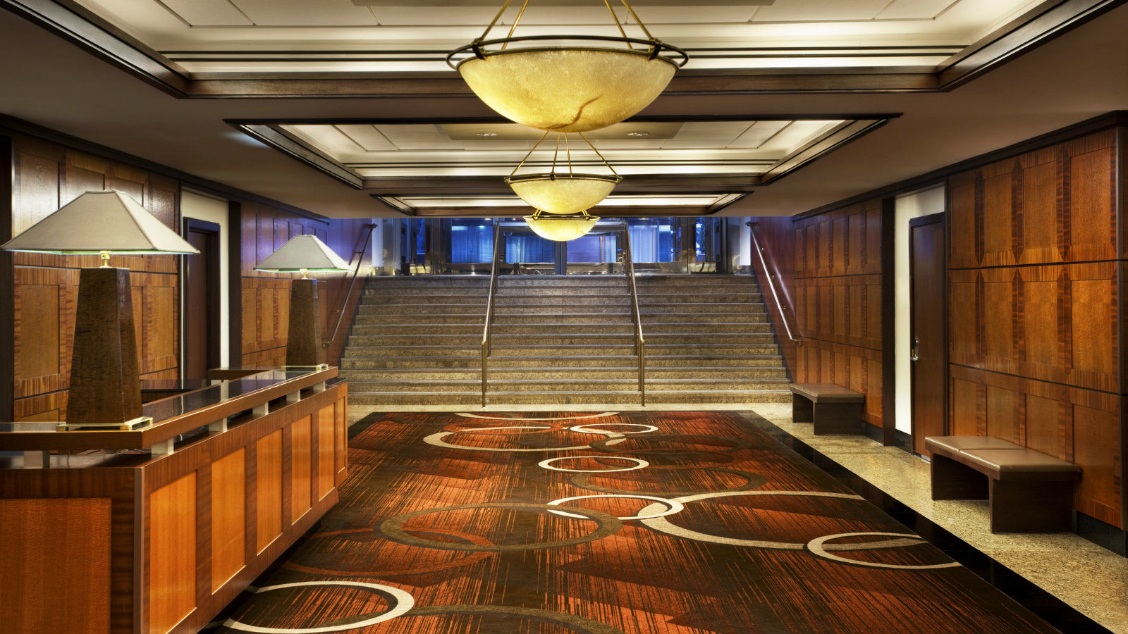 Sheraton New York Times Square Hotel - Small Meeting Venue