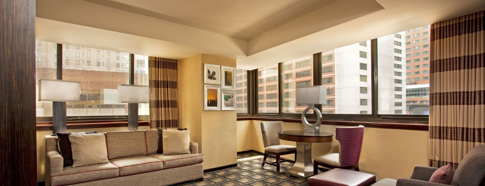 sheraton new york times square one bedroom parlor suite