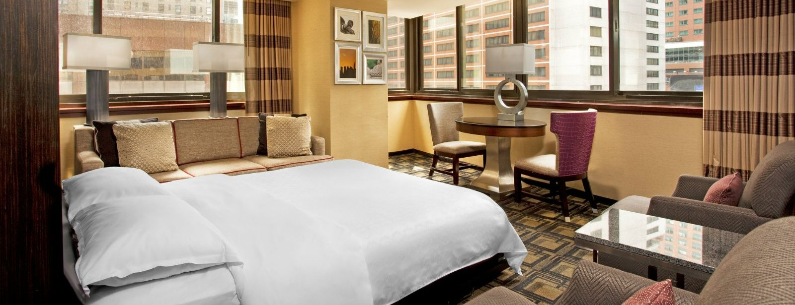 Family Accommodations at Sheraton New York Times Square Hotel
